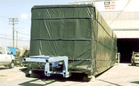 A Covered Module, Ready to Ship