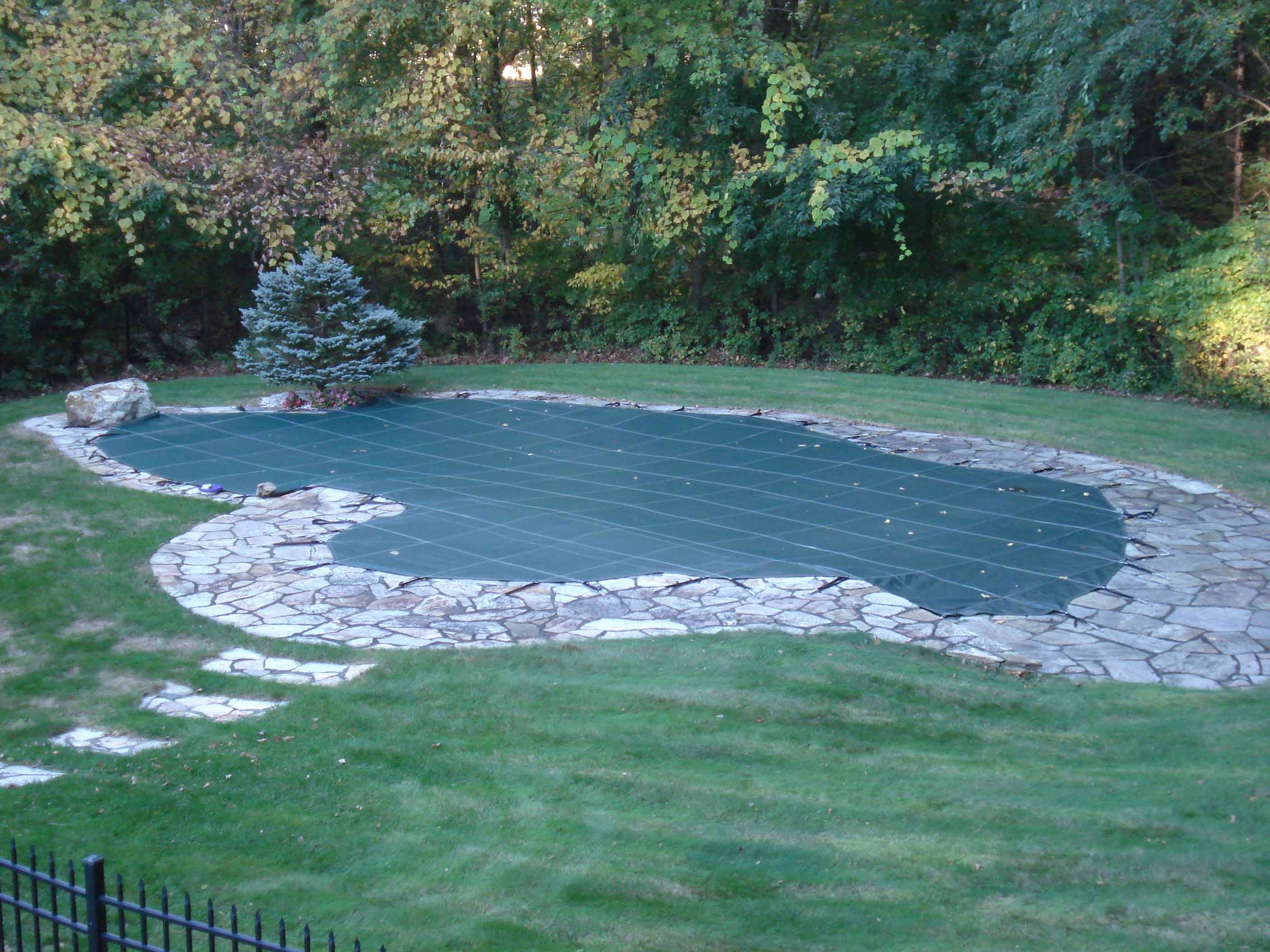 Another Custom Pool Cover