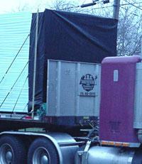D S Sewing Truck Tarps Smoke Tarp